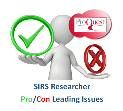 pro con leading issues